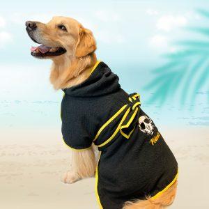 roupao de cachorro